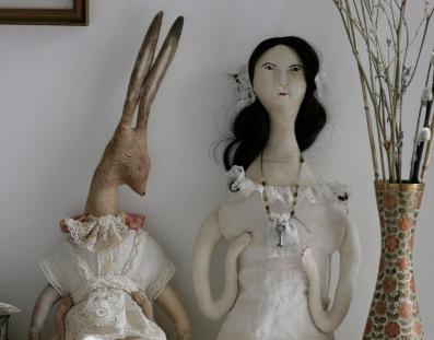 Flossie & Talula