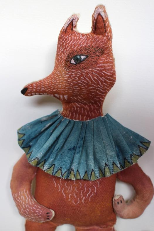 Fabulous fox doll head2