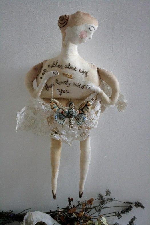 love art doll