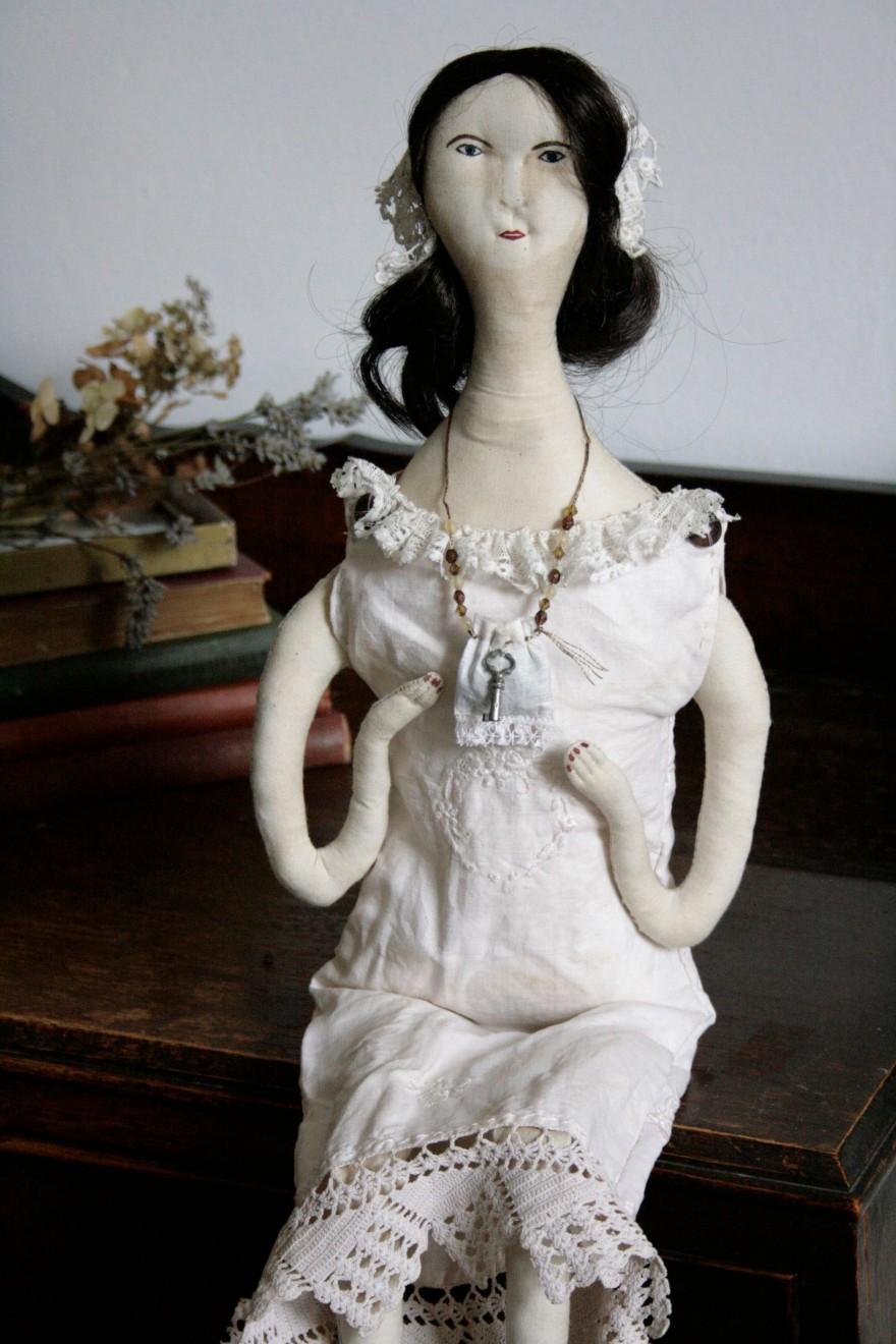 edwardian doll