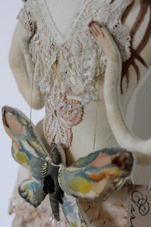 fabric moth