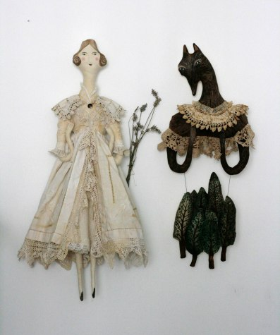 Ghost of Jane Eyre & Wolf Witch