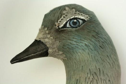 textile bird