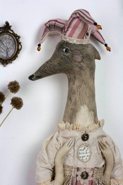 Horace the Deerhound