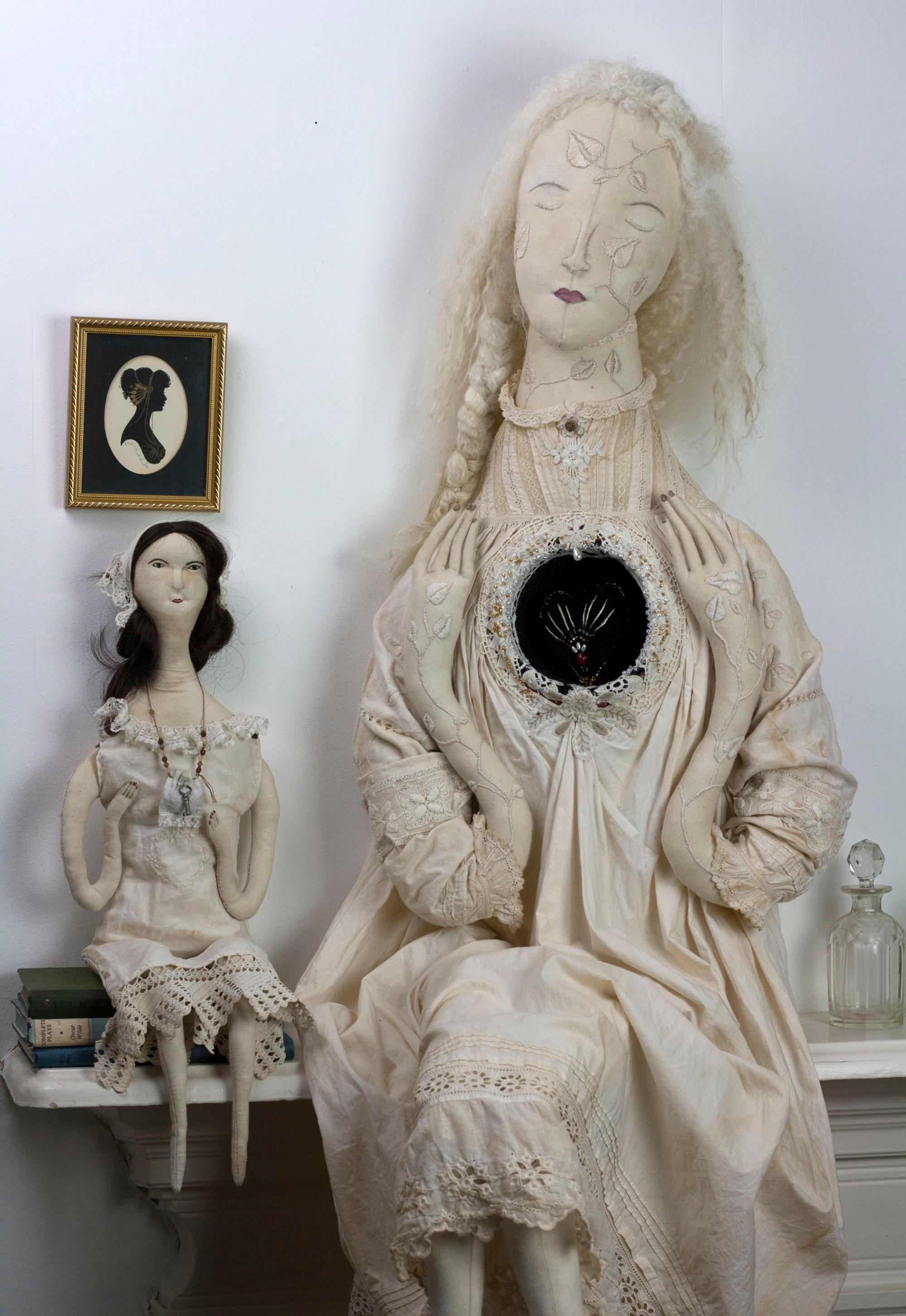 dreamy art dolls