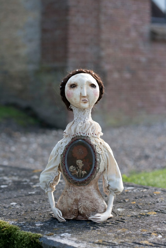 doll sculpture
